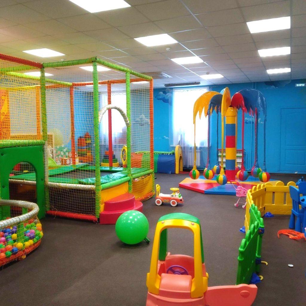 Игровая комната в Городе Детства